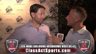 Jeff Wilpon All Star Weekend Interview w/ Jared Ginsberg of Class Act Sports (July 2013)