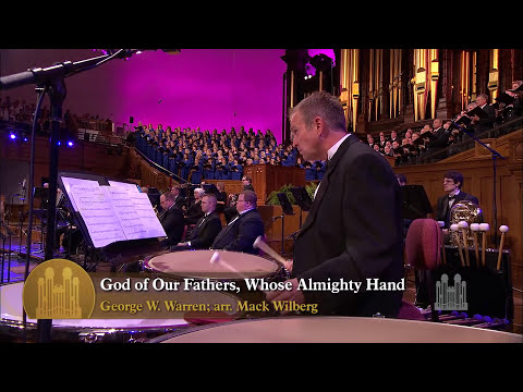 God Of Our Fathers, Whose Almighty Hand - Mormon Tabernacle Choir