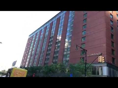 Conrad Hotel New York Site Of NFL Fall League Meeting