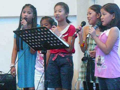 Children's Worship Inauguration