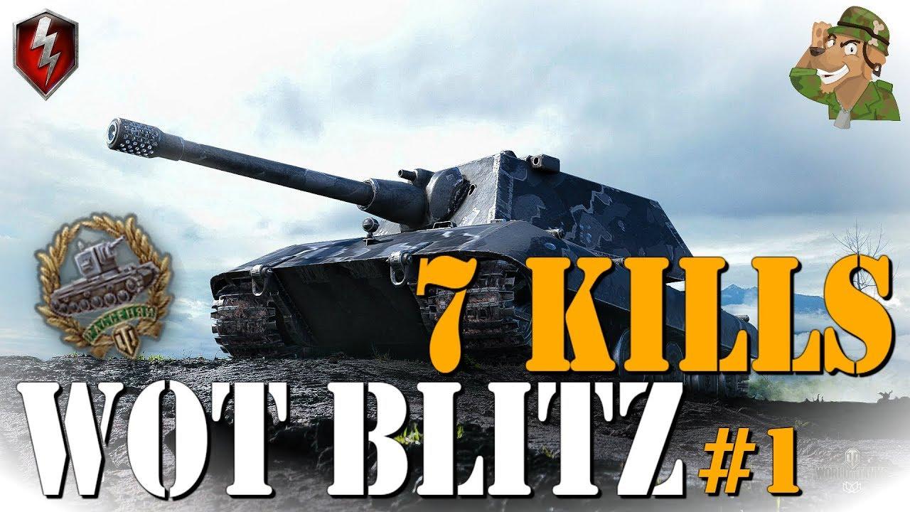 Raseiniai Heroes Ep  1   7 Kills   WoT Blitz [2019]