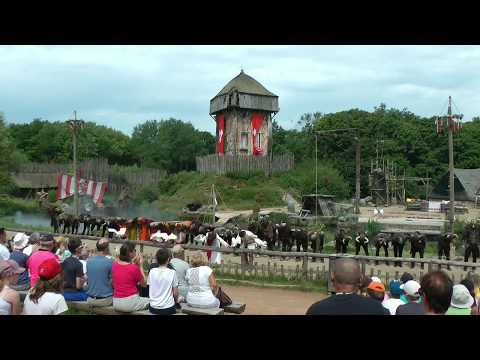 Puy du Fou theme park - The complete tour!