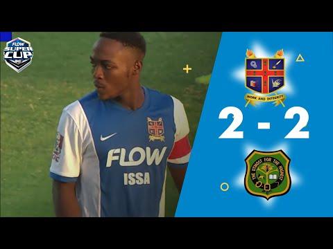 Flow Super Cup - Semi-Finals
