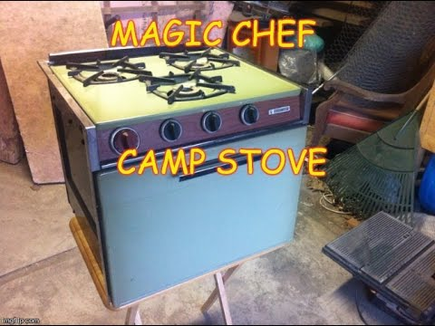 Rv Stove Oven >> Magic Chef Rv Stove Oven