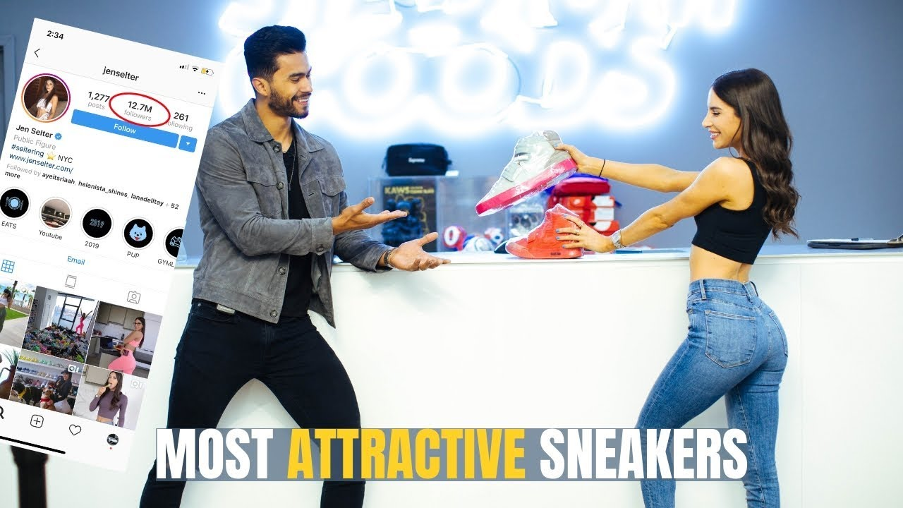 5 Sneakers All Men Should Own With Model Jen Selter