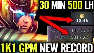 New Record 500 LH 30Min Craziest Imba Phantom Assassin Carry Most Pro PA Gameplay Dota 2