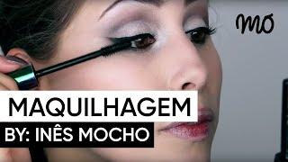 Maquilhagem Mortícia Addams  by Inês Mocho