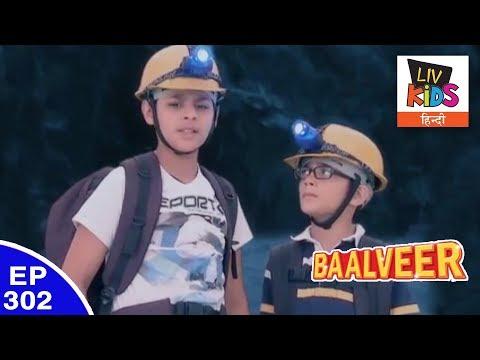 Baal Veer - बालवीर - Episode 302 - Montu Falls In The Volcano