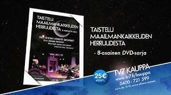 Taistelu maailmankaikkeuden herruudesta -DVD-paketti