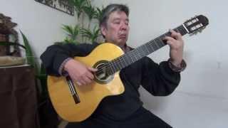 となりのトトロ(My Neighbor Totoro)~(Guitar Score+Tab)ジョアン杉田ギター編曲・演奏 となりのトトロ 検索動画 41