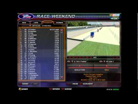 NASCAR Pepsi Cup Series (Division 1, Season 1, Race #14: Rogers Communications 300)