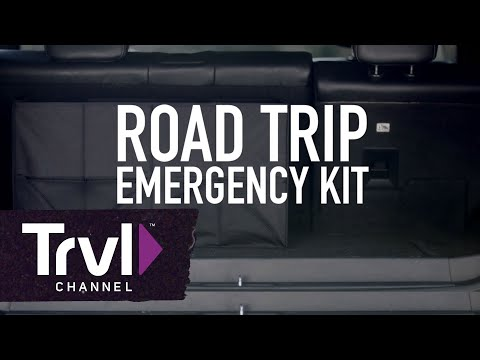 How to Make an Road Trip Emergency Kit - Travel Channel