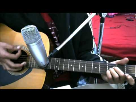 Kuch Is Tarah - ATIF ASLAM - COMPLETE GUITAR COVER LESSON CHORDS EASY
