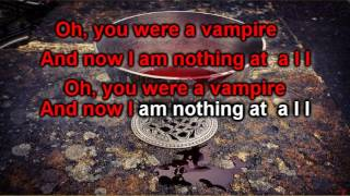 "Concrete Blonde ""Bloodletting"" (vampire song) Karaoke from digitally remastered single"