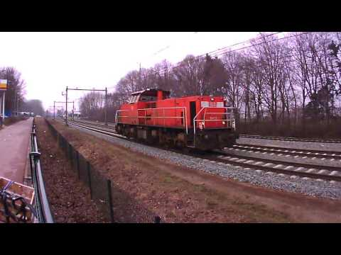 Trainspotting with a Nikkei Extreme X2 Action Cam!!! (Class 6400 DBC Diesel Locomotive!)