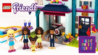 Lego Friends Andrea's Family H…