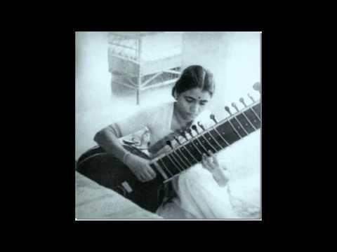 Annapurna Devi - Majh Khamaj - Rare Live Recording