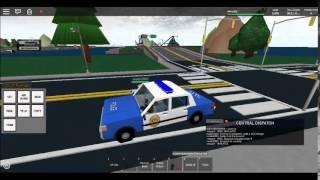 Roblox R.P.D patrol#1