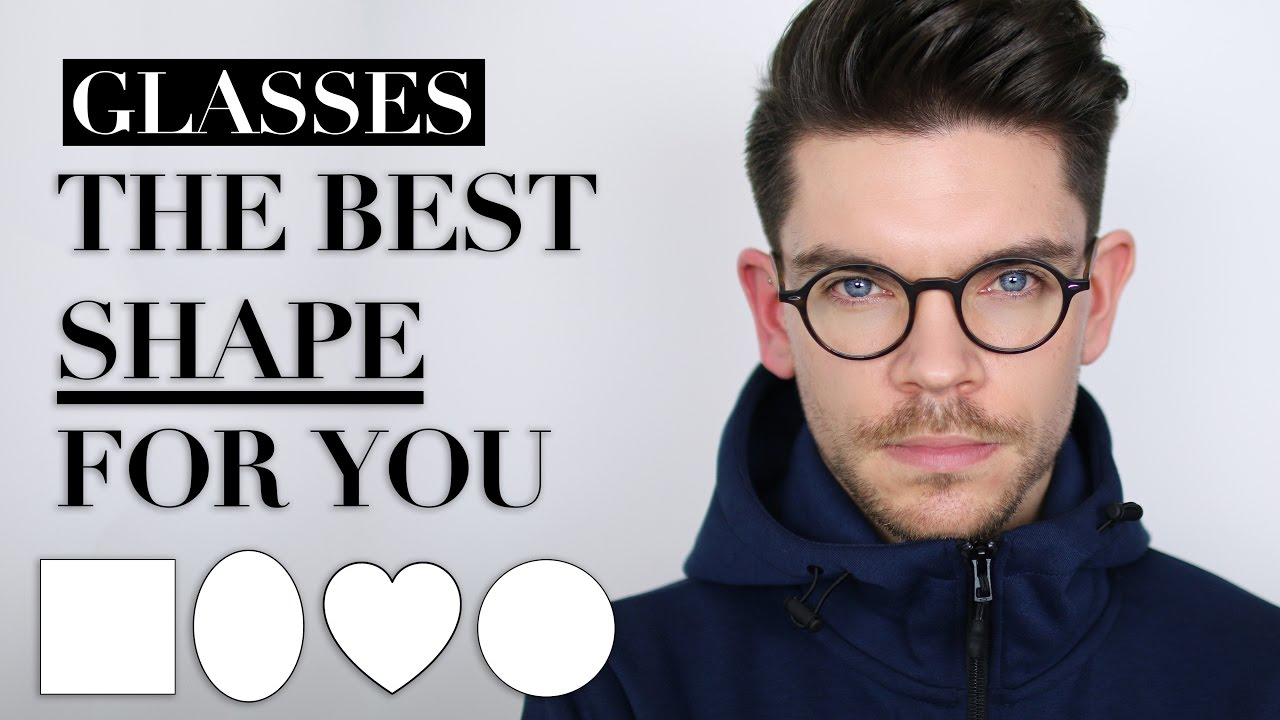 The Best Glasses For Your Face Shape | Men\'s Style Staples ad - YouTube