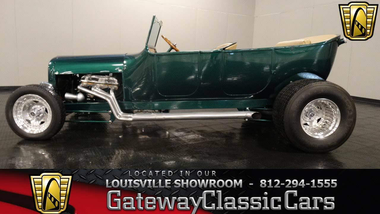 1920 Dodge Touring - Louisville - Stock # 938 - YouTube