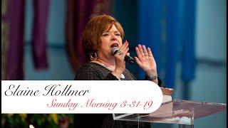 Sunday Morning || Elaine Hollmer || 3-31-19