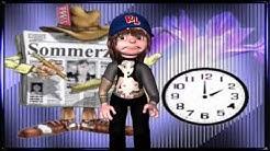 Karlchen   Zeitumstellung   Sommerzeit, Uhren, Witze, Animation, Trickfilm