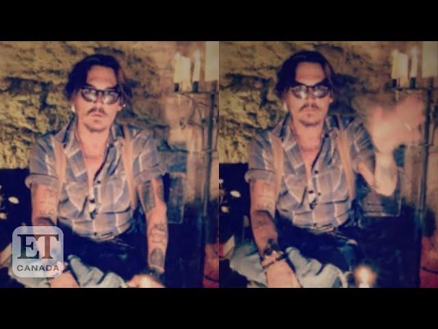 Johnny Depp Thanks Fans In Instagram Debut