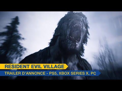 Resident Evil Village - Trailer d'annonce - PS5, Xbox Series X, PC
