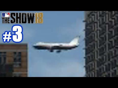 CAN I HOMER OFF A PLANE?! | MLB The Show 18 | Subscriber Challenge #3