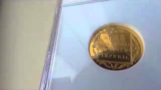 アンティークコイン オランダ 1914年ウィルヘルミナ王女ダカットプルーフ金貨 NGC PF65