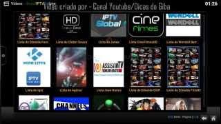 Kodi - Novo Addon - Brasil-IPTV-Online