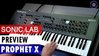 Preview: Prophet X Polysynth - Samples Plus Synthesis