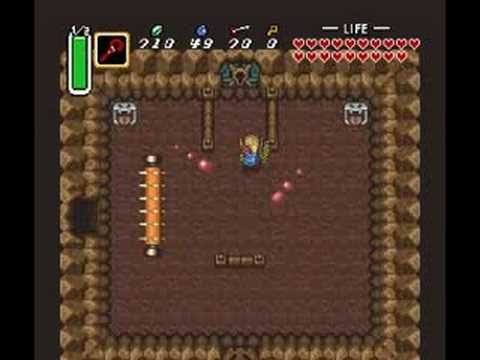 Zelda A Link to the Past - Lv7 Turtle Rock