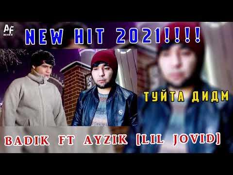 ТРЕК! Ayzik [Lil Jovid] ft BADIK - Туйта дидм (New Hit 2021)