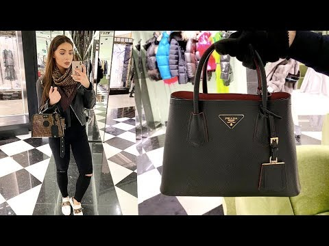 I Bought More Fendi 💖 | Unexpected Shopping In Harrods- Chanel, Prada, Alessandra Rich