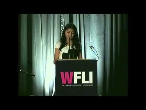 Tazim Merchant's 2014 Young Woman Leader Speech