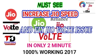How To 1000% Solve JiO VOLTE Issue on MI devices permanently.(NO BACKGROUND DATA)......