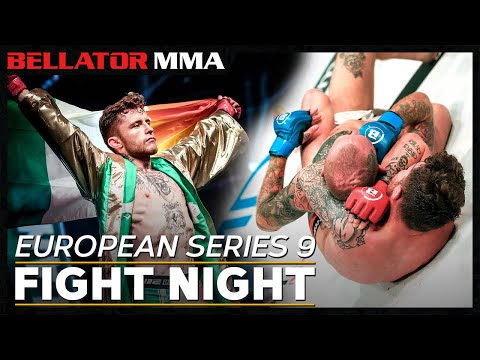 Fight Night | Bellator European Series 9: Gallagher vs. Ellenor