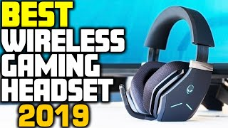 5 Best Wireless Gaming Headset in 2019