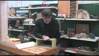 Part 21: Corner Cabinet Series From Mastering Woodworking With Charles Neil
