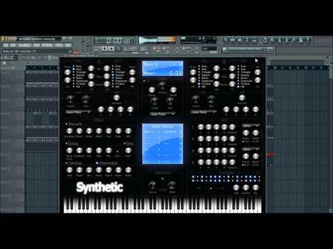 SBAudio Synthetic Demo