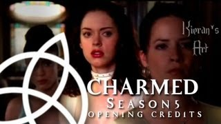 Charmed [Season 5] Opening Credits - How Soon is Now - HD