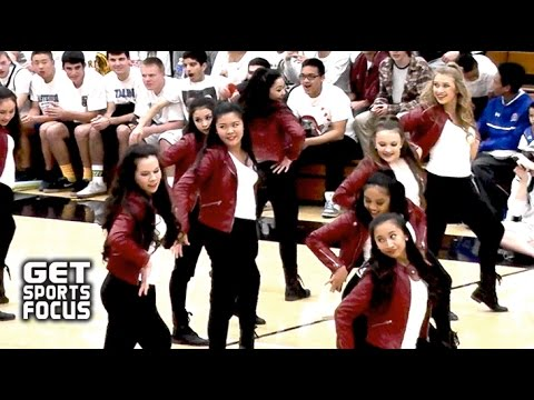 The Royals - Archbishop Mitty Dance Team