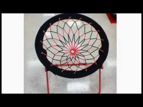 bungee chair bed bath and beyond - YouTube