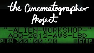 The Cinematographer Project: Alien Workshop - TransWorld SKATEboarding