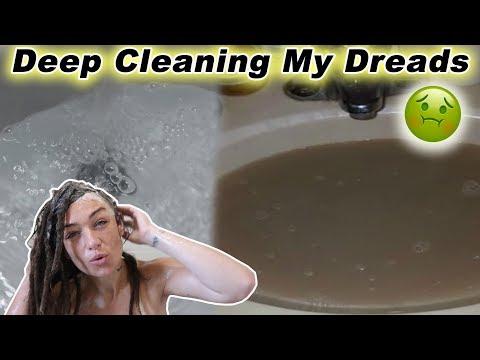 Dreadlock Deep Cleanse 🤢