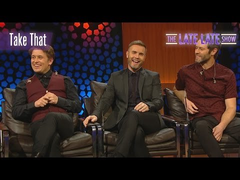 Life in Take That after Jason Orange | The Late Late Show | RTÉ One