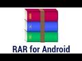 Como Descomprimir Juegos Con La App (RAR)