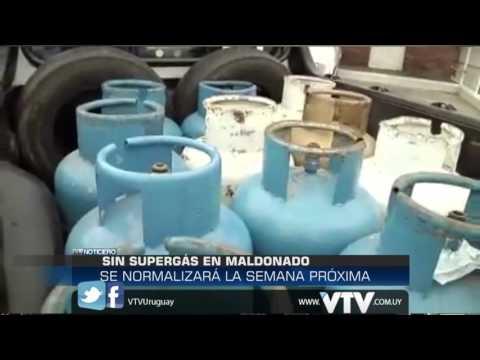 VTV NOTICIAS: GAS MALDONADO