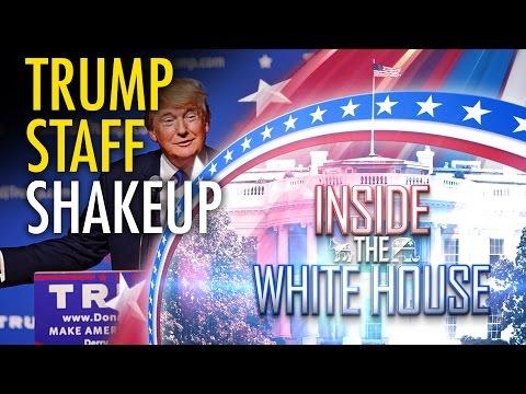 Jack Posobiec: Trump Staff Shakeup